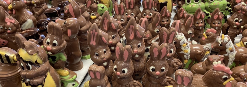 Nos douceurs pour les fêtes de Pâques