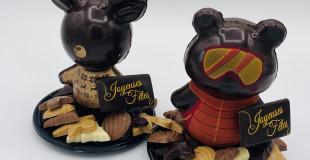 Les Moulages en Chocolats
