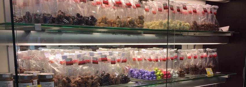 Les Pralines et Bonbons chocolats