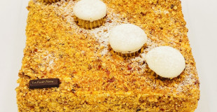 Biscuits Praliné