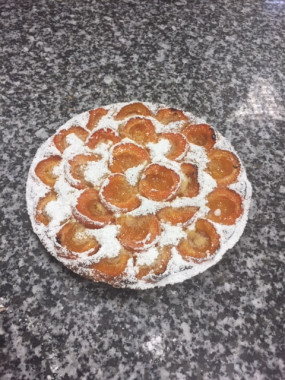 Tarte Abricot 06 pers