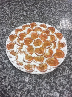 Tarte Abricot 08 pers