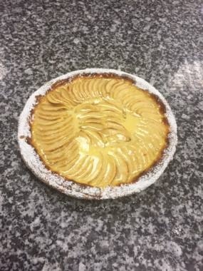 Tarte Pomme 06 pers
