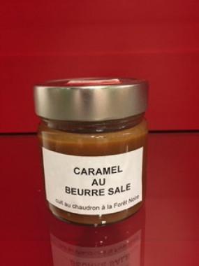 Caramel au Beurre Salé Fait Maison 200 gr