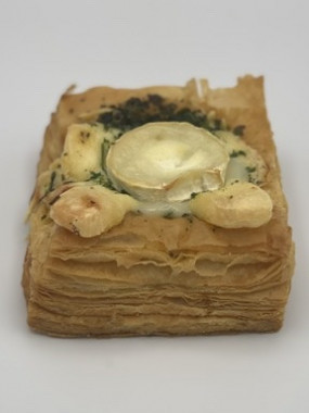 Croustade aux 3 fromages