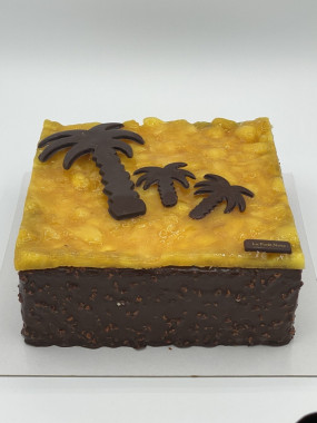 10 pers Biscuit Ananas