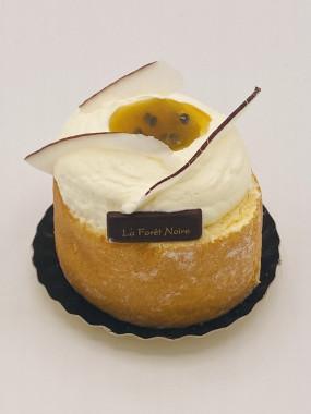 Roll Cake Passion Coco