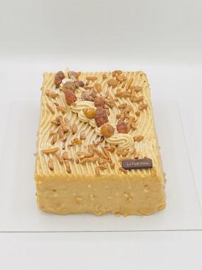 Biscuit Praliné de 15 à 60 pers